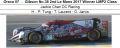 ◎予約品◎ Oreca 07 ‐ Gibson No.38 2nd Le Mans 2017 Winner LMP2 Class  Jackie Chan DC Racing  H‐P. Tung - T. Laurent - O. Jarvis