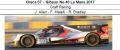 ◎予約品◎ Oreca 07 ‐ Gibson No.40 Le Mans 2017  Graff Racing J. Allen - F. Matelli - R. Bradley