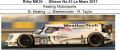 ◎予約品◎ Riley MK30 ‐ Gibson No.43 Le Mans 2017  Keating Motorsports  B. Keating - J. Bleekemolen - R. Taylor