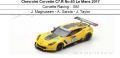 ◎予約品◎ Chevrolet Corvette C7.R No.63 Le Mans 2017  Corvette Racing ‐ GM J. Magnussen - A. Garcia - J. Taylor