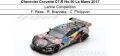 ◎予約品◎ Chevrolet Corvette C7.R No.50 Le Mans 2017  Larbre Competition F. Rees - R. Brandela - C. Philippon