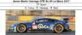 ◎予約品◎ Aston Martin Vantage GTE No.90 Le Mans 2017  TF Sport S. Yoluc - E. Hankey - R. Bell
