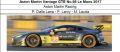 ◎予約品◎ Aston Martin Vantage GTE No.98 Le Mans 2017  Aston Martin Racing  P. Dalla Lana - P. Lamy - M. Lauda