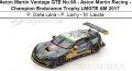 ◎予約品◎Aston Martin Vantage GTE No.98 - Aston Martin Racing - Champion Endurance Trophy LMGTE AM 2017  P. Dalla Lana - P. Lamy - M. Lauda