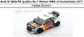 ◎予約品◎Audi S1 EKS RX quattro No.1 Winner WRX of Hockenheim 2017  Mattias Ekstrom