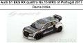 ◎予約品◎Audi S1 EKS RX quattro No.15 WRX of Portugal 2017  Reinis Nitiss