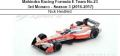 ◎予約品◎ Mahindra Racing Formula E Team No.23   3rd Monaco - Season 3 (2016-2017)  Nick Heidfeld
