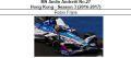 ◎予約品◎ MS Amlin Andretti No.27  Hong Kong - Season 3 (2016-2017)  Robin Frijns