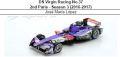 ◎予約品◎ DS Virgin Racing No.37  2nd Paris - Season 3 (2016-2017)  Jose Maria Lopez