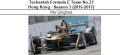 ◎予約品◎ Techeetah Formula E Team No.33  Hong Kong - Season 3 (2016-2017)  Ma Qinghua