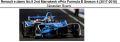 ◎予約品◎ Renault e.dams No.9 2nd Marrakesh ePrix Formula E Season 4 (2017-2018) Sebastien Buemi