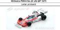 ◎予約品◎Williams FW04 No.20 US GP 1975  Lella Lombardi