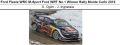 ◎予約品◎ Ford Fiesta WRC M-Sport Ford WRT No.1 Winner Rally Monte Carlo 2018 S. Ogier - J. Ingrassia