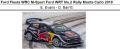 ◎予約品◎ Ford Fiesta WRC M-Sport Ford WRT No.2 Rally Monte Carlo 2018 E. Evans - D. Barritt