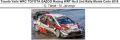 ◎予約品◎ Toyota Yaris WRC TOYOTA GAZOO Racing WRT No.8 2nd Rally Monte Carlo 2018 O. Tanak - M. Jarveoja