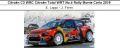 ◎予約品◎ Citroen C3 WRC Citroen Total WRT No.4 Rally Monte Carlo 2019 E. Lappi - J. Ferm