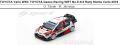 ◎予約品◎ TOYOTA Yaris WRC TOYOTA Gazoo Racing WRT No.8 3rd Rally Monte Carlo 2019 O. Tanak - M. Jarveoja