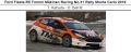 ◎予約品◎ Ford Fiesta R5 Tommi Makinen Racing No.31 Rally Monte Carlo 2019 T. Katsuta - D. Barritt