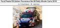 ◎予約品◎ Ford Fiesta R5 Adrien Fourmaux No.26 Rally Monte Carlo 2019 A. Fourmaux - R. Jamoul