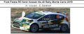 ◎予約品◎ Ford Fiesta R5 Henk Vossen No.40 Rally Monte Carlo 2019 H. Vossen - E. Berkhof