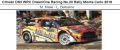 ◎予約品◎ Citroen DS3 WRC DreamOne Racing No.20 Rally Monte Carlo 2019 M. Miele - L. Beltrame