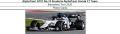◎予約品◎ AlphaTauri AT01 No.10 Scuderia  Barcelona Test 2020   P.ガスリー