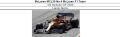 ◎予約品◎ McLaren MCL35 No.4 McLaren F1 Team 3rd Austrian GP 2020  Lando Norris