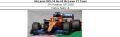 ◎予約品◎ McLaren MCL35 No.55 McLaren F1 Team 5th Austrian GP 2020  Carlos Sainz Jr.