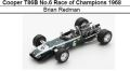 ◎予約品◎Cooper T86B No.6 Race of Champions 1968 Brian Redman