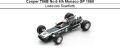 ◎予約品◎ Cooper T86B No.6 4th Monaco GP 1968 Lodovico Scarfiotti