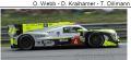 ◎予約品◎ ENSO CLM P1/01 - Nismo No.4 ByKOLLES Racing 24H Le Mans 2018 O. Webb - D. Kraihamer - T. Dillmann
