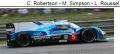 ◎予約品◎ Ginetta G60-LT-P1 - Mechachrome No.5 CEFC TRSM Racing 24H Le Mans 2018 C. Robertson - M. Simpson - L. Roussel