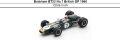 ◎予約品◎ Brabham BT22 No.7 British GP 1966  Chris lrwin