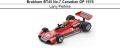 ◎予約品◎ Brabham BT45 No.7 Canadian GP 1976 Larry Perkins