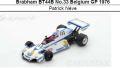 ◎予約品◎ Brabham BT44B No.33 Belgium GP 1976  Patrick Neve