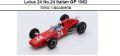 ◎予約品◎ Lotus 24 No.24 Italian GP 1962  Nino Vaccarella