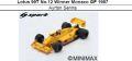 ◎予約品◎ Lotus 99T No.12 Winner Monaco GP 1987 Ayrton Senna