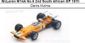 ◎予約品◎ McLaren M14A No.6 2nd South African GP 1970  Denis Hulme
