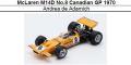 ◎予約品◎ McLaren M14D No.8 Canadian GP 1970 Andrea de Adamich