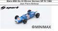 ◎予約品◎ Matra MS5 No.34 Winner German GP F2 1966 Jean-Pierre Beltoise