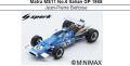 ◎予約品◎ Matra MS11 No.6 Italian GP 1968  Jean-Pierre Beltoise