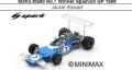 ◎予約品◎ Matra MS80 No.7 Winner Spainish GP 1969 Jackie Stewart