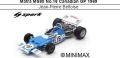 ◎予約品◎ Matra MS80 No.18 Canadian GP 1969 Jean-Pierre Beltoise