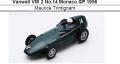 ◎予約品◎ Vanwall VW 2 No.14 Monaco GP 1956  Maurice Trintignant