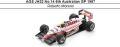 ◎予約品◎ AGS JH22 No.14 6th Australian GP 1987 Roberto Moreno