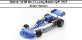 ◎予約品◎ March 761B No.10 Long Beach GP 1977 Brian Henton