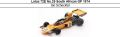 ◎予約品◎ Lotus 72E No.29 South African GP 1974 Ian Scheckter