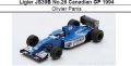 ◎予約品◎ Ligier JS39B No.26 Canadian GP 1994  Olivier Panis