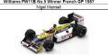 ◎予約品◎ Williams FW11B No.5 Winner French GP 1987 Nigel Mansell
