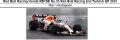 ◎予約品◎ 1/18Red Bull Racing Honda RB16B No.33  2nd Turkish GP 2021 M.ベルスタッフェン